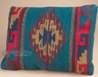Southwestern Zapotec Wool Pillow 12x16 (J)