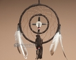 "Native American Navajo Dream Catcher Medicine Wheel 6""  (6-11)"