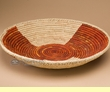 "Navajo Indian Style Basket 13.5""  a13"