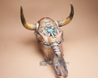 Genuine Southwestern Steer Skull -Native 18x22 (s11)
