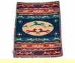 Southwest Jacquard Throw Blanket 50x60 -Ponies  (4)