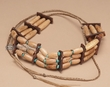 "Native American Beaded Choker 10"" -Cherokee  (144)"