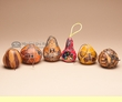 Gourd Southwest Christmas Ornament Set -Andean  (3)