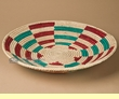 "Pueblo Indian Style Basket 13.5"" (71)"