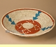 "Navajo Indian Style Basket 14"" (g)"