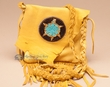 Deer Skin Beaded Pueblo Indian Medicine Bag  (13)