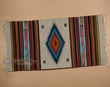 "Southwestern Zapotec Indian Rug 30""x60"" (54)"