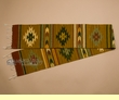 "Zapotec Indian Southwest Table Runner 10""x80"" (n)"