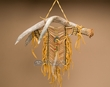 Native American Pueblo Antler Breast Plate (b4)