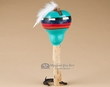 "American Indian Pueblo Gourd Rattle 9"" -Zuni  (r118)"