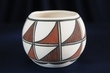 Ysleta Del Sur - Tigua Indian Rain Design Pot
