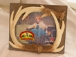 Barn Wood & Faux Antler Picture Frame 8x10  (16)
