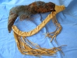 Shoshone Indian Willow Hoop Pheasant Dream Catcher 20""