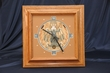 Native American Navajo Clock -Sand Painting 11x11 (5)