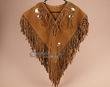 Native American Style Chaleco Vest - Flying Eagle  (c8)