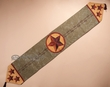 "Woven Table Runner 70"" -Western Star  (r58)"