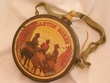 "Decorative Western Canteen 9"" - Sunrise Canyon Horse Trails"