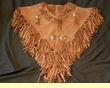 Native American Indian Style Dance Shirt