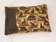 Western Cabin Pillow - Bear 12x18