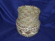 "Southwest Tarahumara Indian Basket  5.5""x5.5"" (f)"
