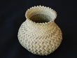 Hand Woven Tarahumara Indian Basket 4x4  (59)