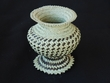 Hand Woven Tarahumara Indian Basket  3x4  (64)