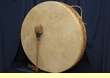 Tarahumara Indian Ceremonial Faja Drum 22x4