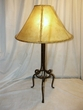 "Southwestern Wrought Iron Table Lamp 29"" (TL14)"