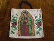 Virgin of Guadalupe Market Bag 18x18