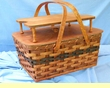 Amish Baskets | Gift Basket | Picnic Baskets