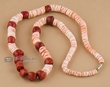 "Native American Beaded Necklace 21.5"" -Navajo  (140)"