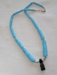 "Native American Indian Jewelry -Tigua Necklace 20"" (112)"