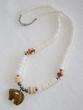 "Native American Indian Jewelry -Tigua Necklace 20"" (120)"