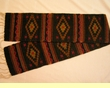 "Zapotec Indian Southwest Table Runner 10""x80"" (a44)"