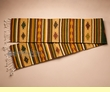 "Zapotec Table Runner Rug 10""x80"" (a46)"