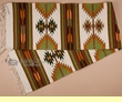 "Southwest Zapotec Table Runner 15""x80"" (b42)"