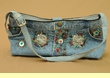 Rustic Jean Purse  (62) -CLEARANCE