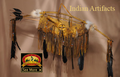 Native American Decor Artifacts