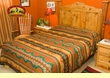 Southwestern Lodge Bed Spread -Picuris Design TWIN