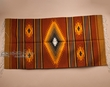 Southwestern Zapotec Indian Rug 30x60  (120)