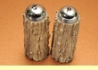 "Southwestern Salt & Pepper Shaker Set 4"" -Antler (3)"