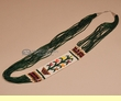 "Native American Navajo Jewelry -Bead Necklace  32""  (n157)"