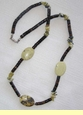 "Native American Indian Jewelry -Tigua Necklace 22"" (122)"
