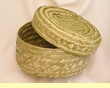 "American Indian Style Tarahumara Basket 10"" (b1)"