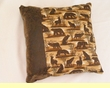 Western Cabin Pillow - Bear 18x18 -CLEARANCE