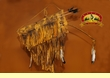 "Native American Bow Case & Quiver 47"" -Old Style (B46)"