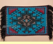 "Southwest Native Placemat 13""x19"" -Navajo Design  (pm12)"