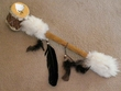 Native Tarahumara Indian Drum Rattle -Eagle  (88)