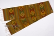 "Zapotec Indian Southwest Table Runner 10""x80"" (a40)"