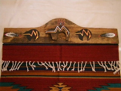 Southwestern Zapotec Tapestry Rug Wall Hangers